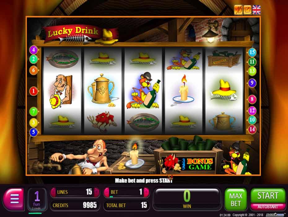 Системы скачать игровой автомат lucky drink